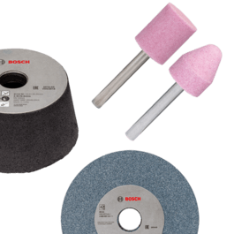 Cup Wheels, Grinding Wheels and Mounted Points