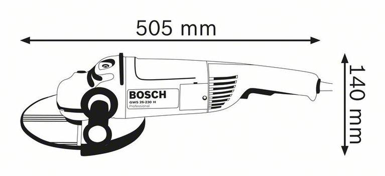 GWS 26-230 H