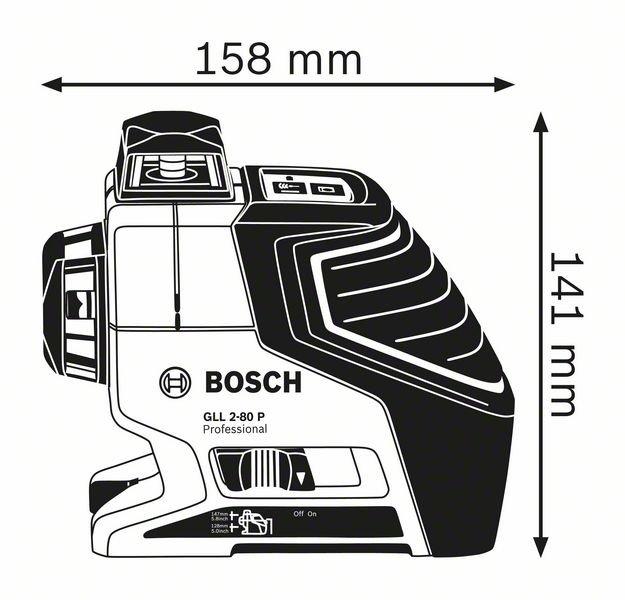 GLL 2-80 P